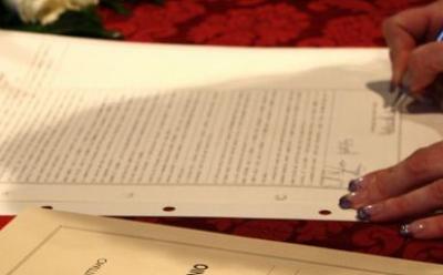 Matrimonio same sex e trascrizione nei registri dello stato civile in Italia